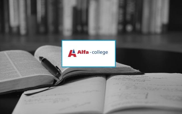 Alfa-College - De robot regelt jouw reis