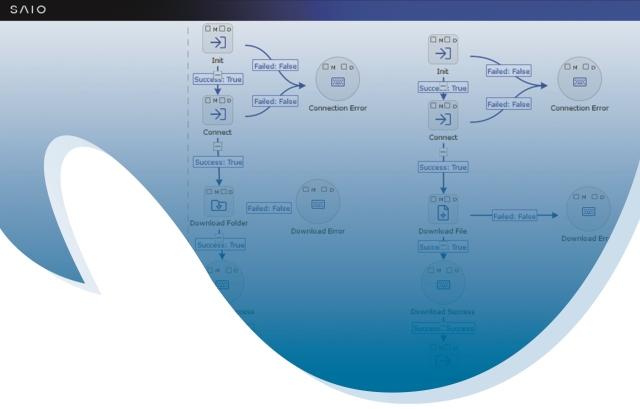 SAIO Workflow